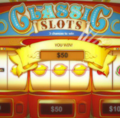 Exciting classic slots games that are fun for any player